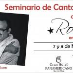 2015 – Seminario de Canto con Rodo Valss